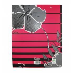 Cahier Clairefontaine Mimesys 17 x 22 cm - Séyès - 48 Pages - Bleu