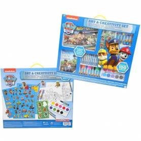 Trousse Scolaire IKKS Urban Rallye Rouge