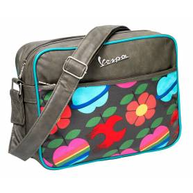 Cartable IKKS 38 cm Boy Pilot Bleu