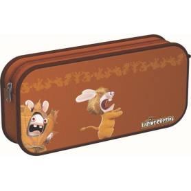 Kiwiwho child backpack Light Pink