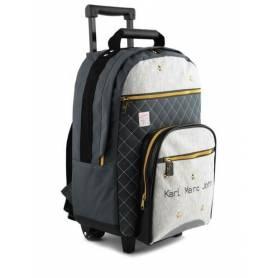 Trolley backpack Miraculous Super Heroez