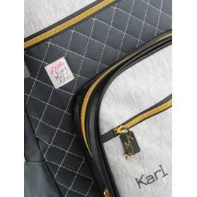 Miraculous Super Heroez Wheeled Backpack